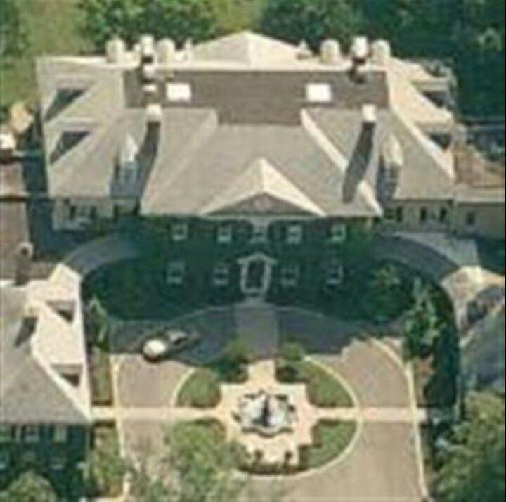 Richard And Cynthia Rhodes Marx Home In Lake Bluff Illinois