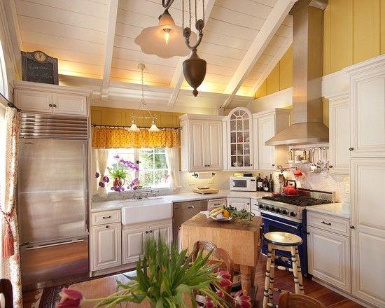 kitchen le cornu range design  pictures  remodel  decor and ideas