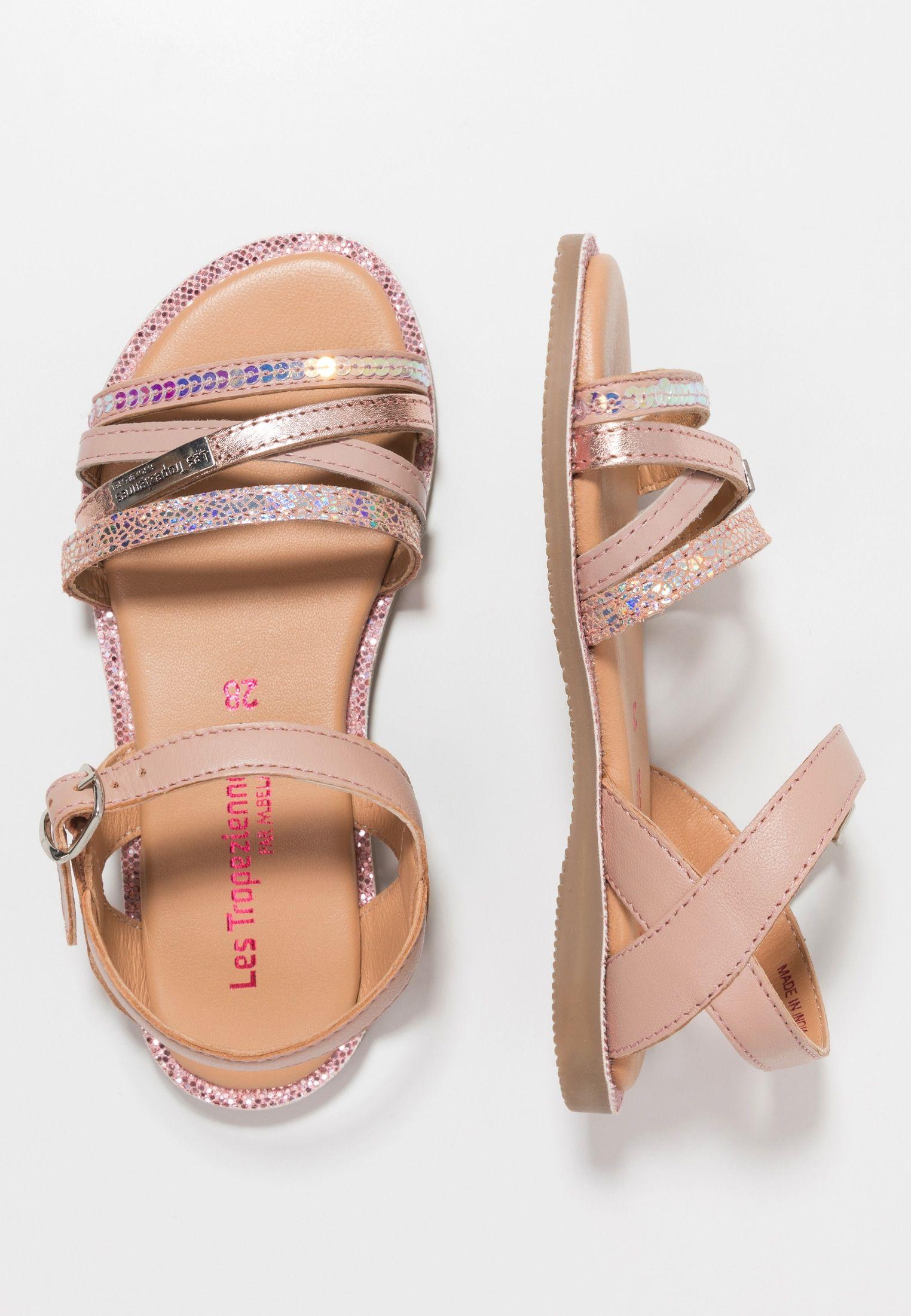 Les Tropeziennes Par M Belarbi Irene Sandals Chair Peche Zalando De Sandalen Kinder Schuhe Zalando