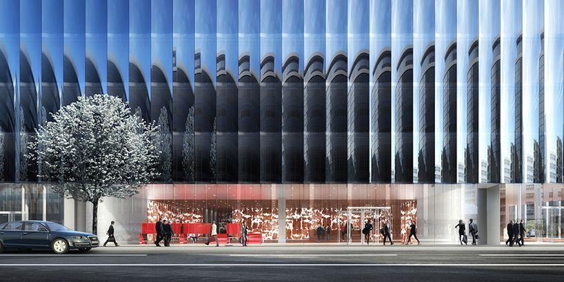 REX Architecture 2050 M Street Washington DC Office