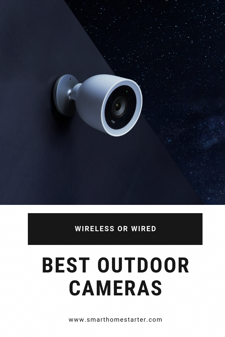 Looking for a reliable security camera for the outdoors? We have the
