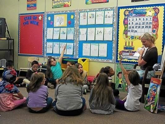 Go Math Program Helps Students At Hatfield Elementary School In