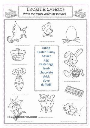 Easter Symbols Easter Symbols Easter Worksheets Easter Teaching easter for preschoolers