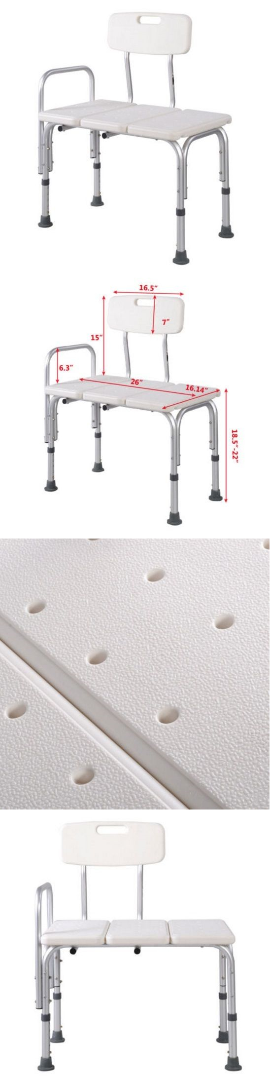 shower and bath seats shower bath seat medical adjustable bathroom tub transfer bench stool chair