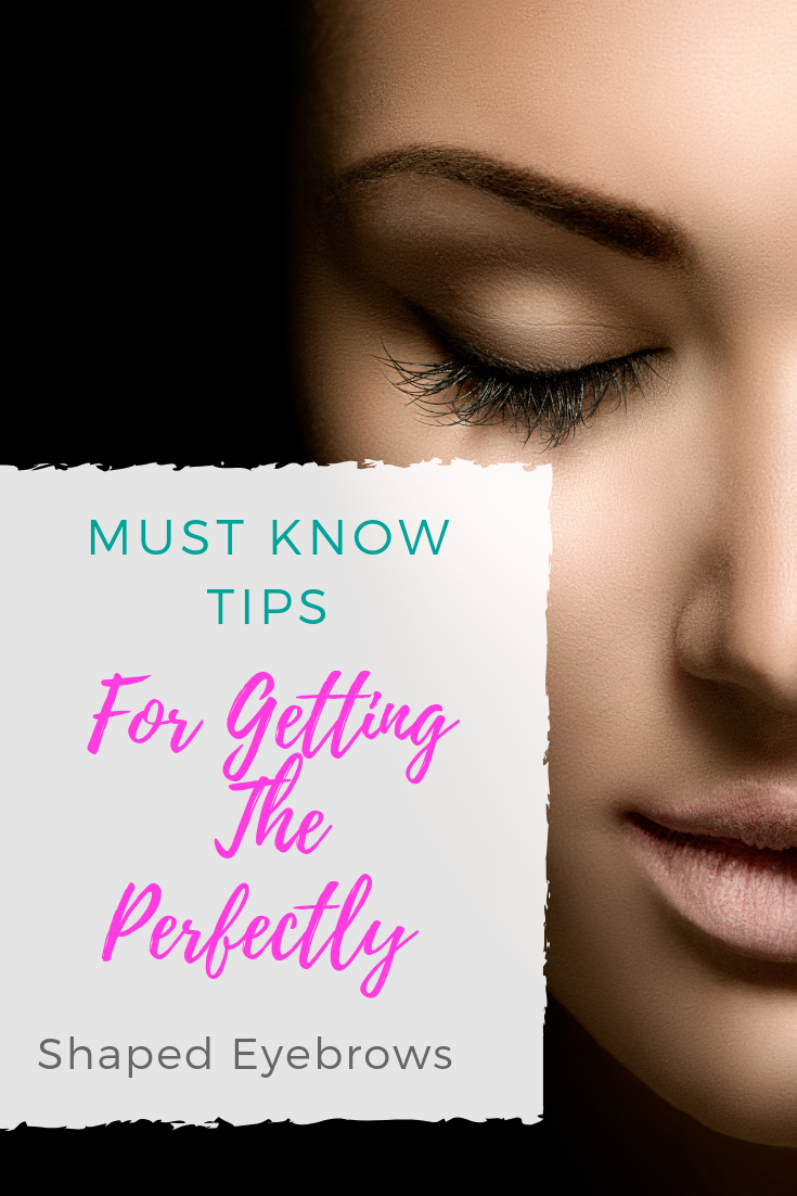 5 Easy Tips To Get Perfectly Shaped Eyebrows At Home Awesome