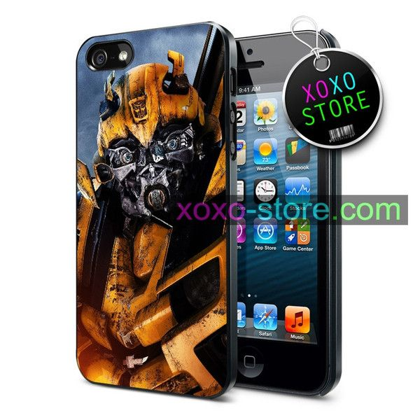 Transformers Bumblebee Face iPhone 6 Plus / 6 / 5S / 5C