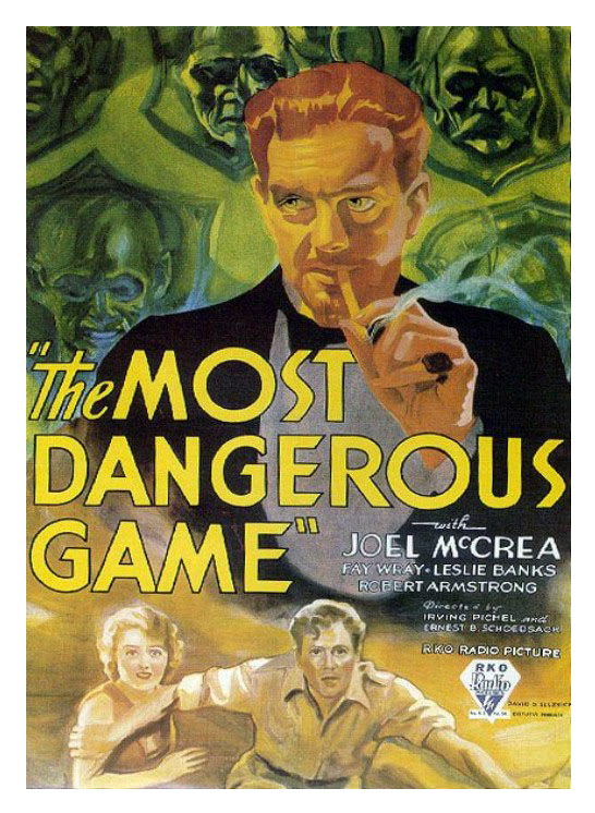 The Most Dangerous Game Activities and Most Dangerous Game Lesson ...