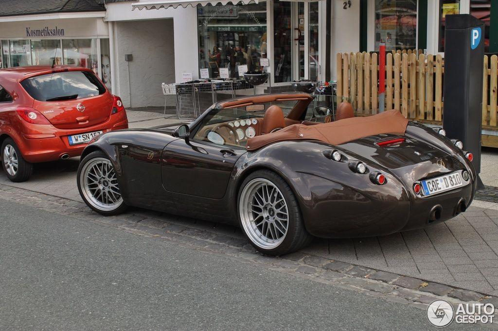 Wiesmann Roadster MF4 4   Import Thrash   Pinterest