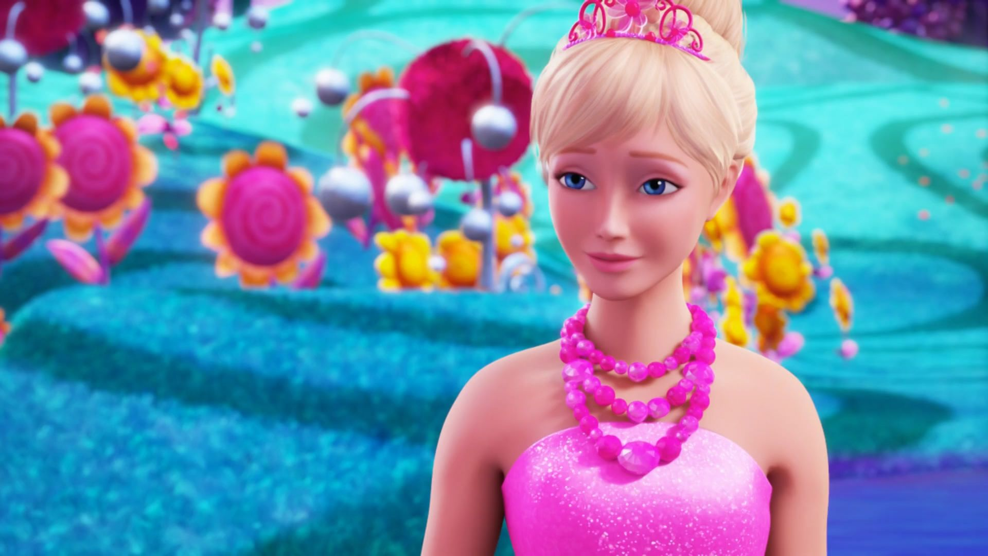 Alexa Barbie Secret Door Filmes Da Barbie Barbie Filmes E