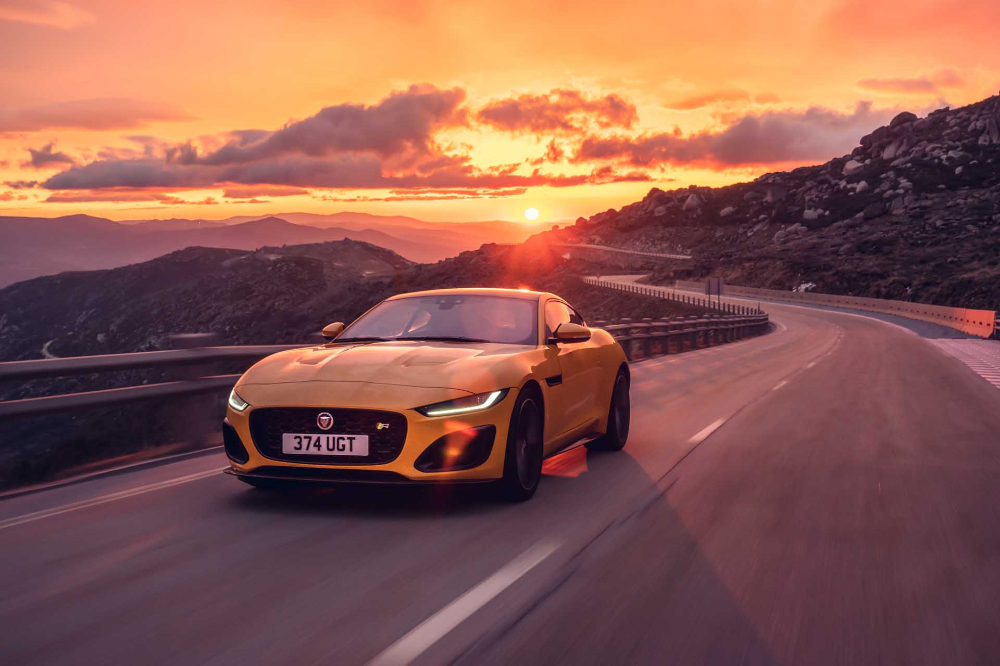 2021 Jaguar F Type First Drive Review All The Feels In 2020 Jaguar F Type Jaguar New Jaguar F Type