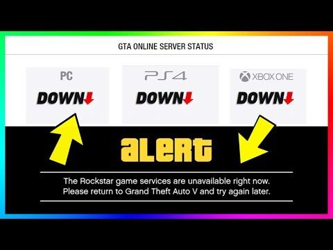 Gta online services unavailable xbox one | How to fix