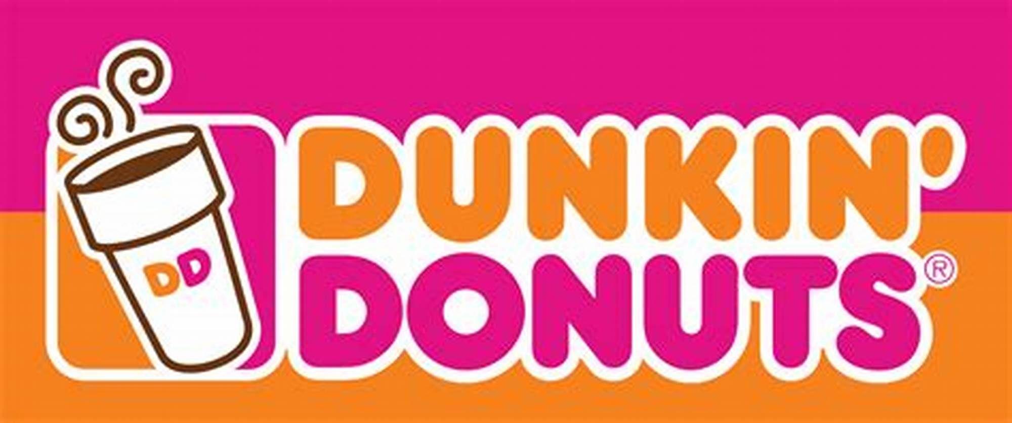 Dunkin Donuts Mukbang   Donut logo, Dunkin donuts, Dunkin