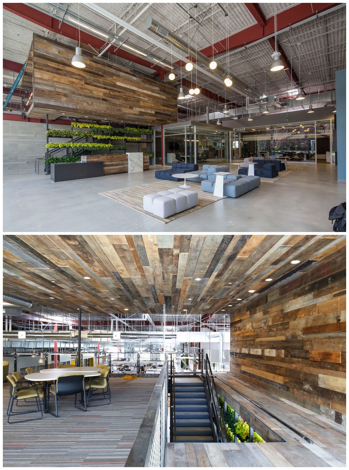 Team One Usas Los Angeles Offices Designed By Shubin Donaldson