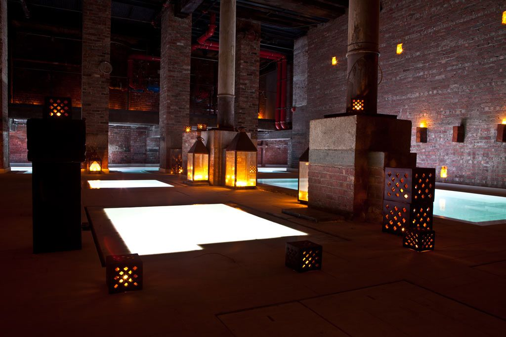 AIRE Ancient Baths - New York, mejor #spa internacional por @cntraveller 2015.  Revive con nosotros este spa temático de estilo Neo-griego > http://bit.ly/1MknbMu