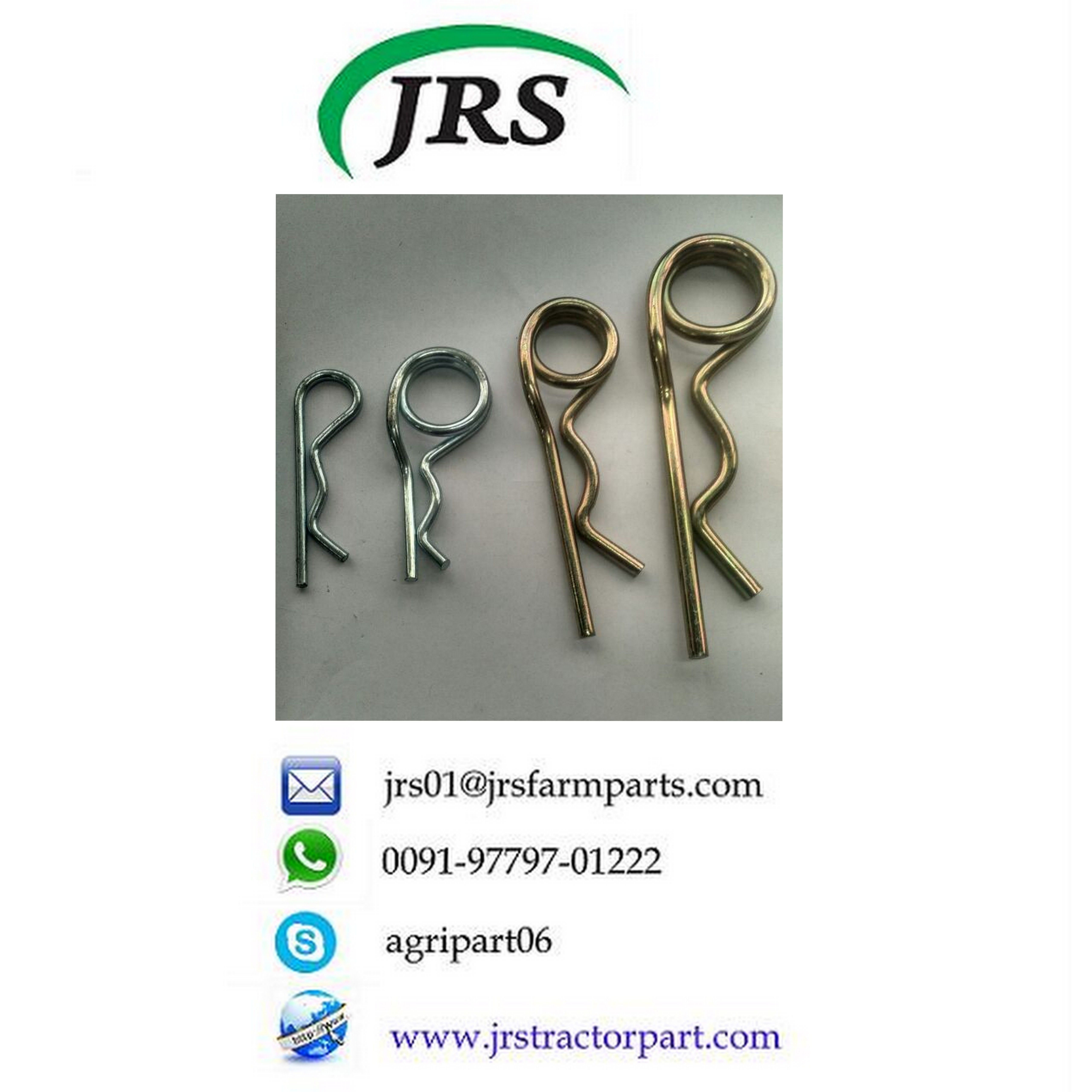 Good quality R pins with quality brand | Tractor Linkage Pins ...