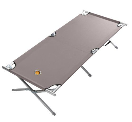 Grand Canyon Camping Bed Camp Bed Spare Bed Foldaway Aluminium