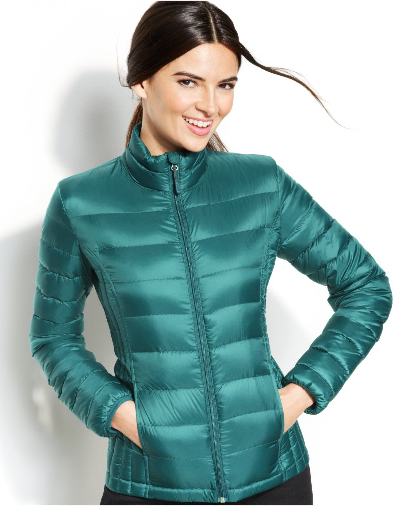 32 Degrees Quilted Down Packable Puffer Coat Coats Women Macy S Puffer Coat Jackets Coats For Women [ 1616 x 1320 Pixel ]