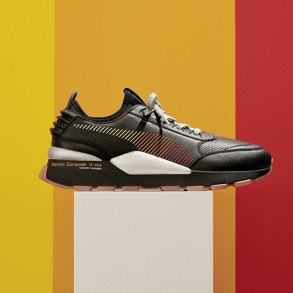 best service 4ddea 5290b PUMA RS-0 x Roland in 2019   Sneakers   Sneakers, Shoes, Fashion