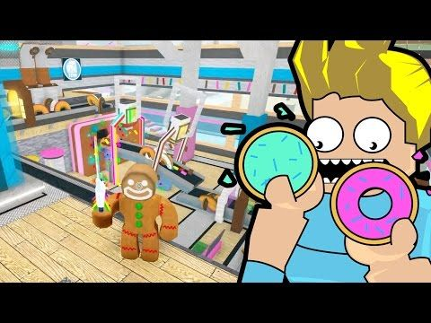 Roblox Delicious Donut Factory Tycoon Best Tycoon Ever Gamer