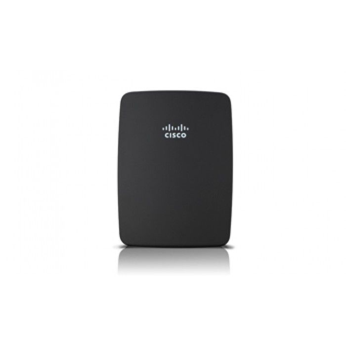 Cisco Linksys RE1000 Wireless-N Range Extender Bridge Router