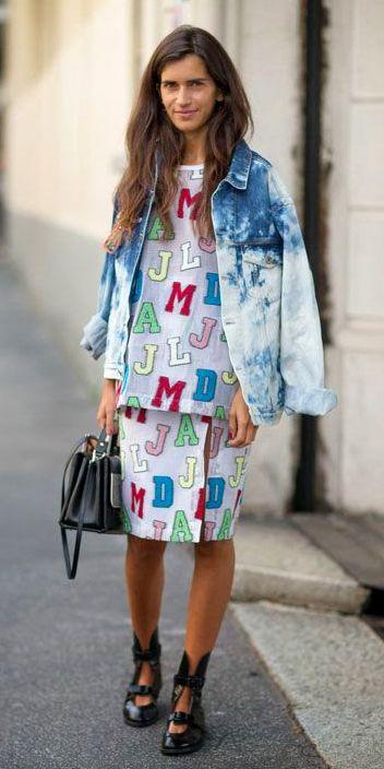 Jaqueta jeans é hit no guarda-roupa de inverno e Gloria Kalil ajuda a desvendar os usos não óbvios da peça   Chic - Gloria Kalil: Moda, Beleza, Cultura e Comportamento