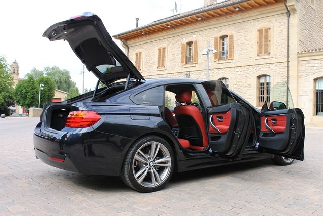 Bmw 4 Series Gran Coupe 14 5 With Images Bmw 4 Series