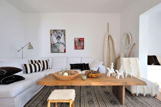Deco De Salon Plus De 50 Photos Pour Mettre L Ambiance Amenagement Petit Salon Salle De Sejour Maison Et Appartement