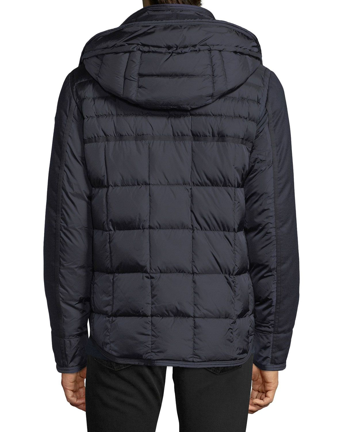 Moncler Ryan Mixed-Media Down Jacket   Products f7d0c8df5b2