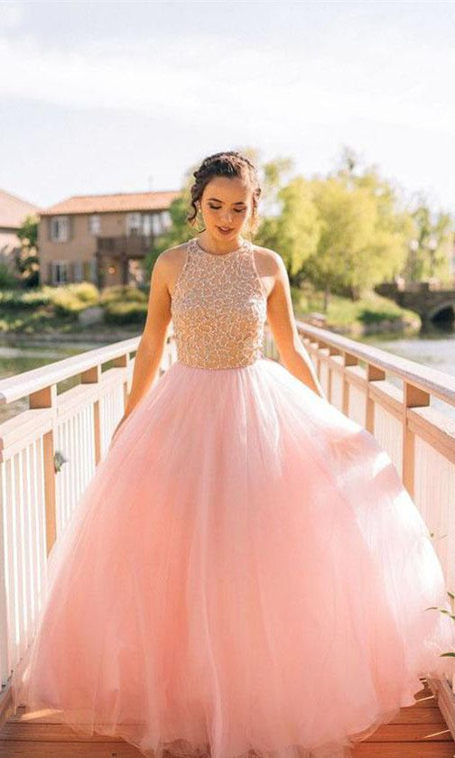 Dramatic Puffy Formal Dresses