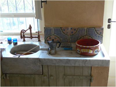 Allegato L02 Interni Della Cucina Lavelli Cucina Cucine Rustiche