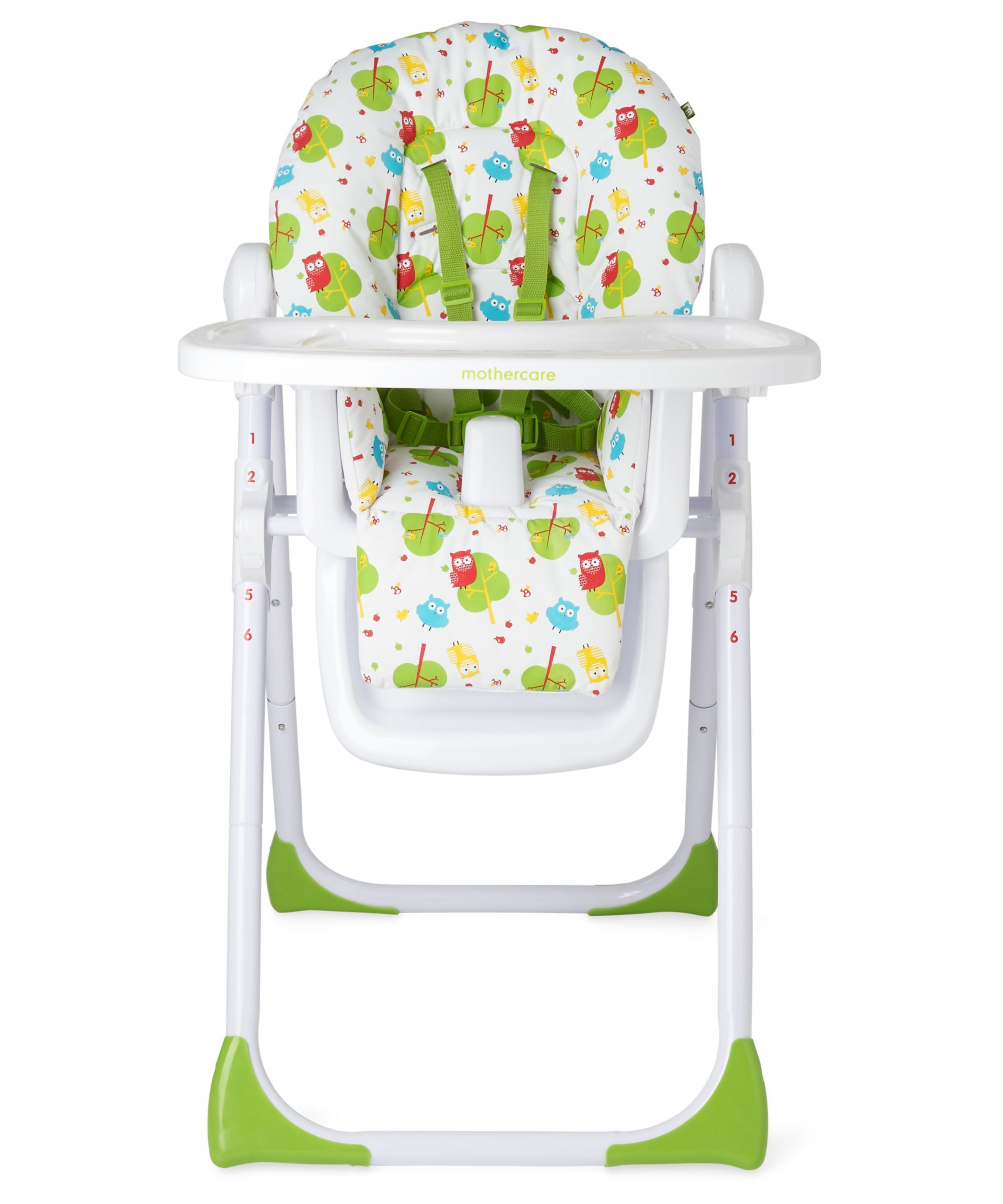 Mothercare Owls Highchair Pack n play Chair