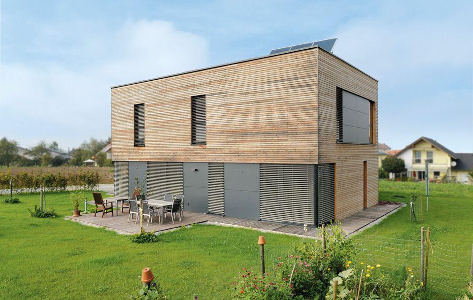 Holzhaus Bonndorf m haus mit schöner holzfassade in niederneukirchen holzhaus