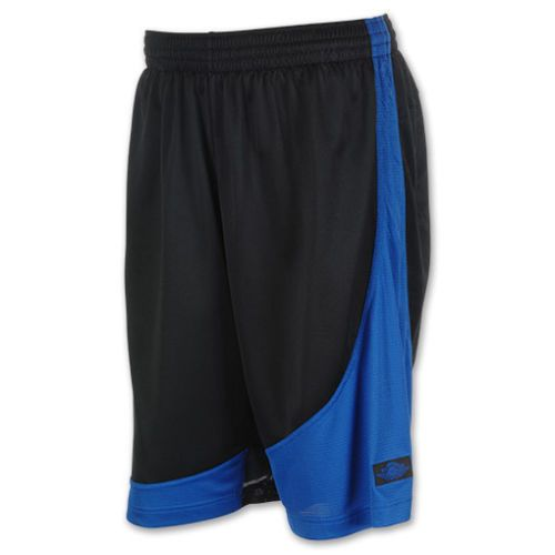 25bbb34ff9c8 NEW MEN S NIKE JORDAN SHORTS MUSCLE RETRO AJ1 BASKETBALL BLACK   BLUE SIZE  LARGE  NIKE  Shorts