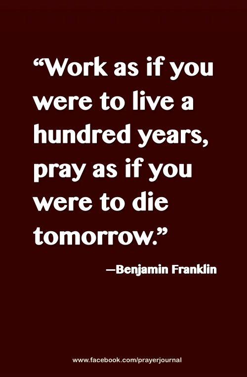 Attirant Awesome! Benjamin Franklin Quote