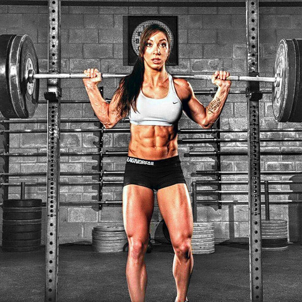 crossfit girls tracy whitehead female bodybuilder fit