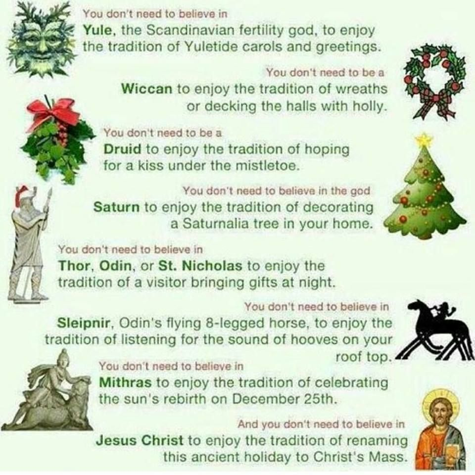 The origins of holiday celebrations and rituals.   Takara ♥s ...