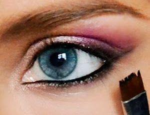 Tutoriales de maquillaje en 5 colores diferentes | Belleza