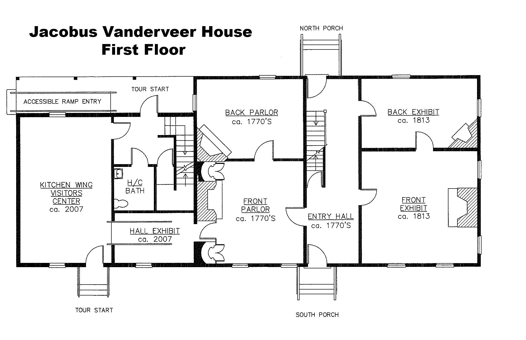 Small House Plans To Enlarge The First Floor