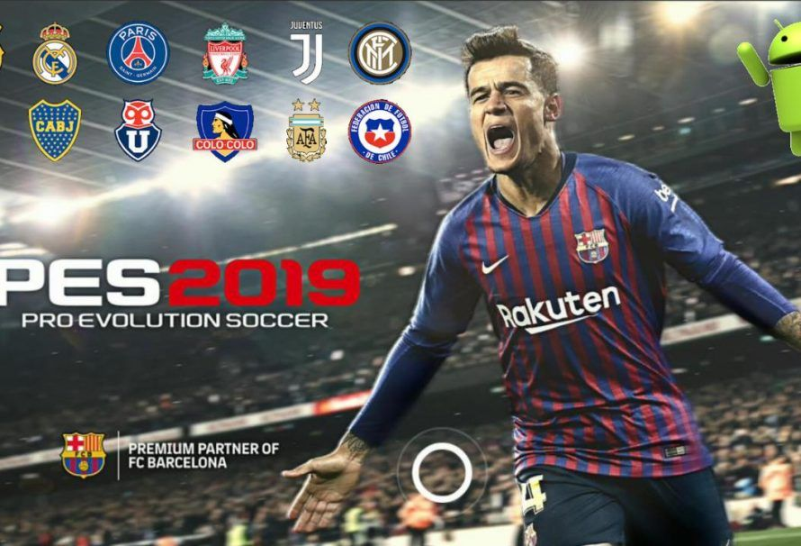 PES2019 Patch Android Mobile Game Download | Download games