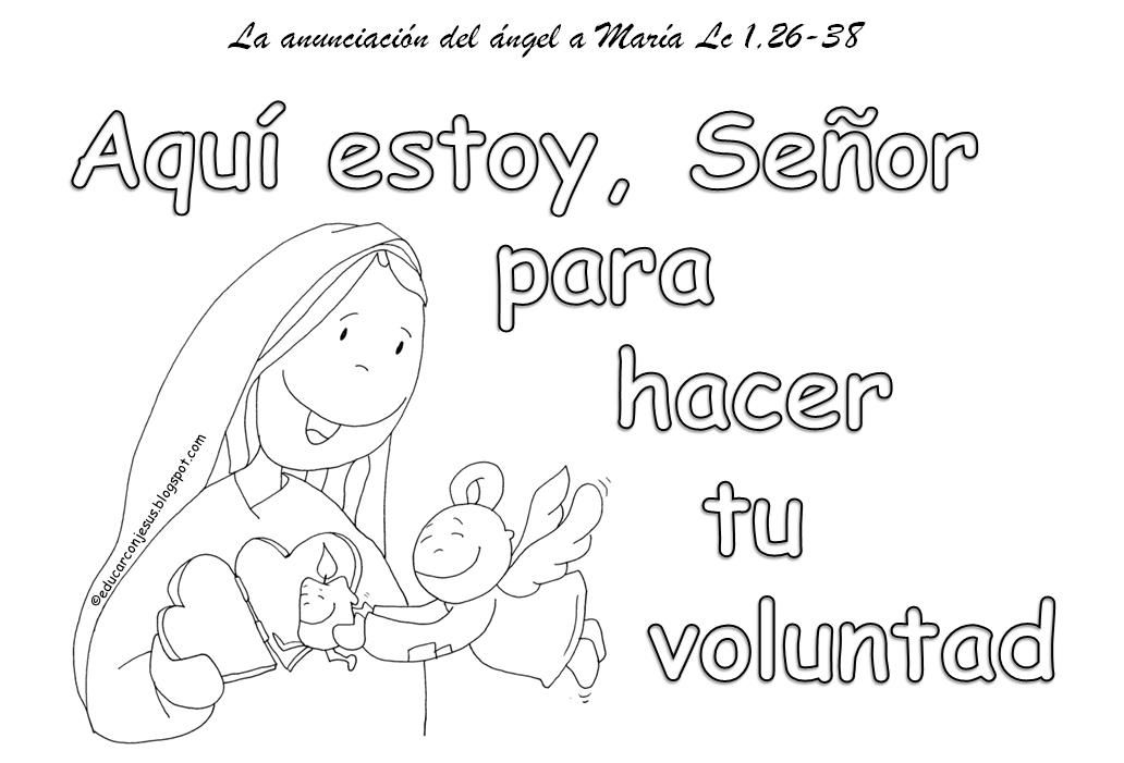 Anunciacionfanoyfrase Jpg 1032 701 La Anunciacion De Maria La Anunciacion Memes Catolicos