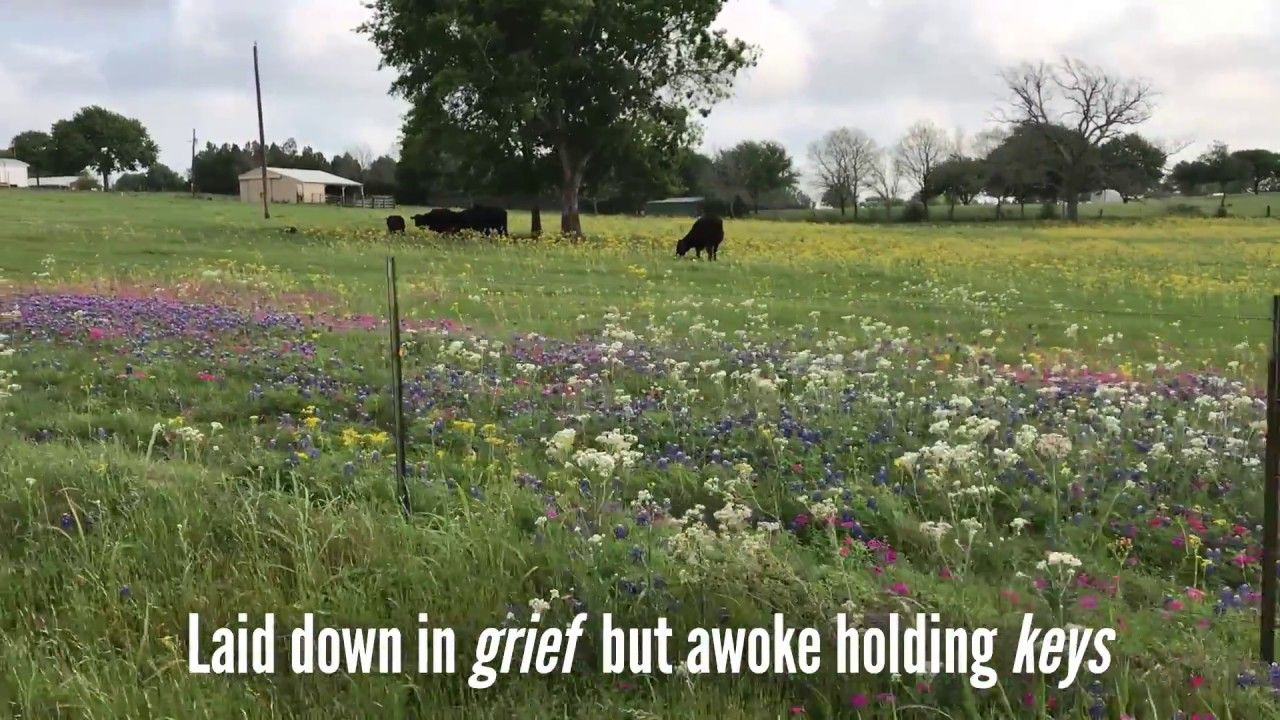 Christian song lyrics about death