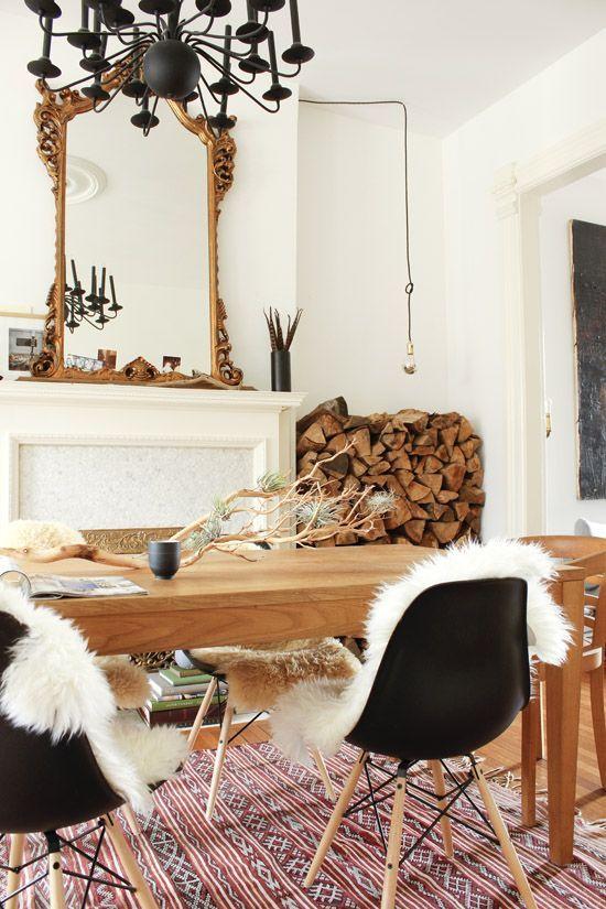 sheepskins on dining chairs.jpg