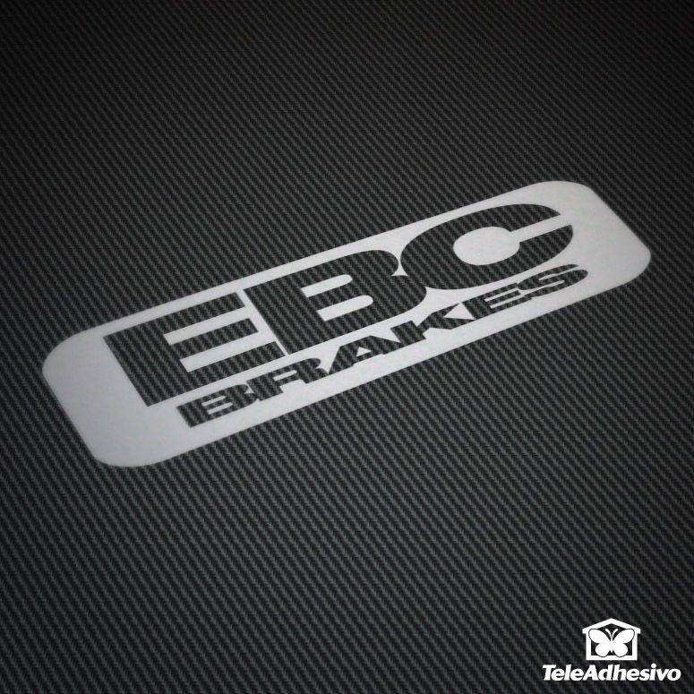 Car And Motorbike Stickers Ebc Brakes J Motorbikes Stickers Logos