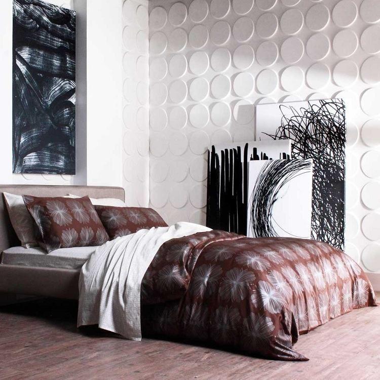 Wandgestaltung Beispiele Für Das Moderne Schlafzimmer