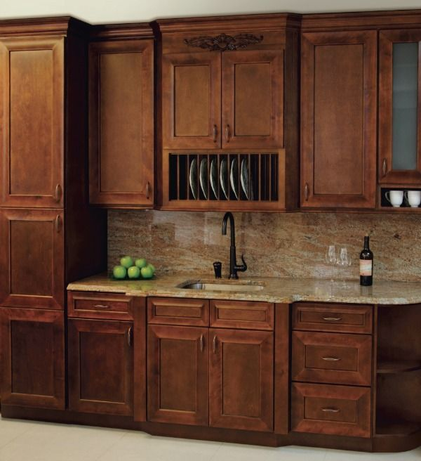 Platinum Pugliese Wholesale Kitchen Cabinets | RTA Kitchen ...