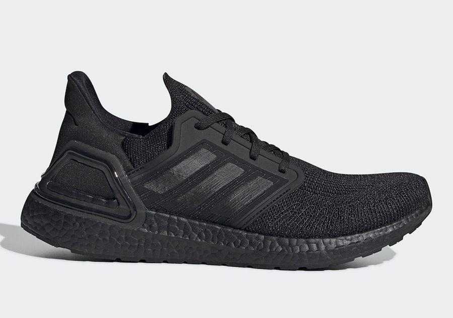 adidas Ultra Boost 4.0 Triple Black (2020)