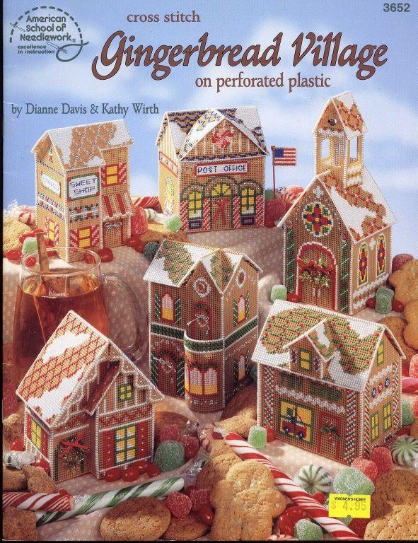 Gingerbread Village 1/20