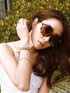 Lee Min Jung in Elle Magazine Aptil Issue '14