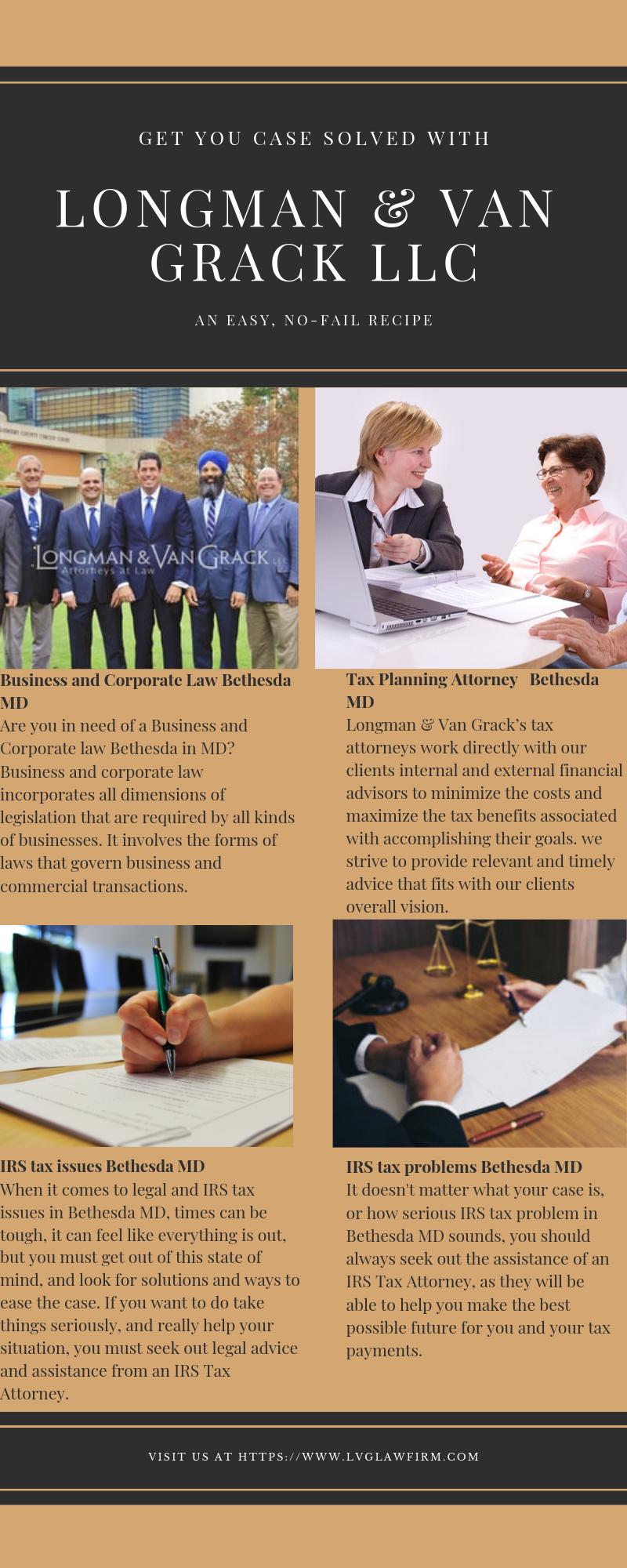 Tax Planning Attorney Bethesda MD - Corporate law, Attorneys, Tax attorney