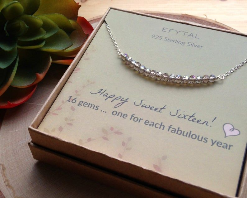 16th birthday gifts for girls sterling silver sweet 16